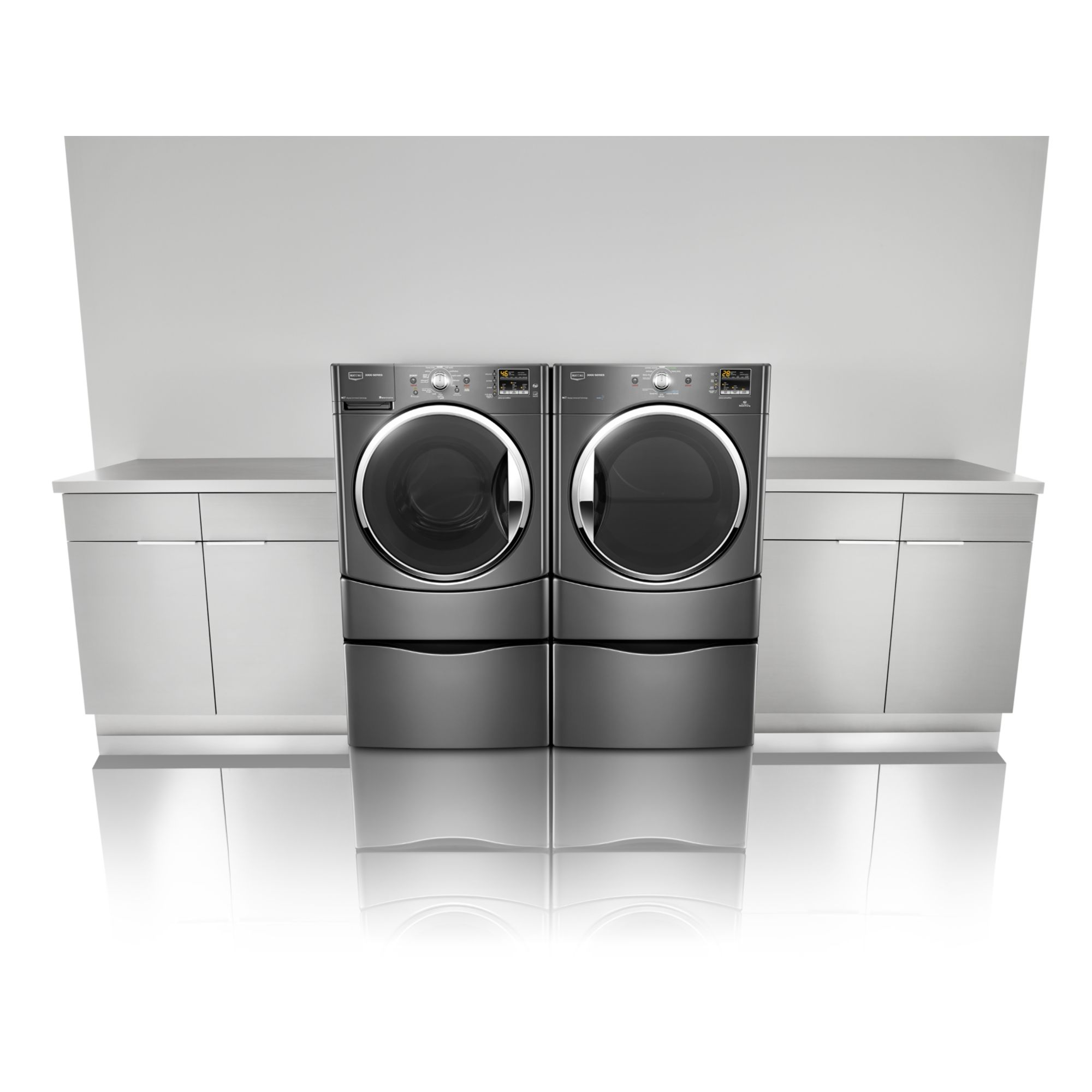 Maytag Front-load Washing Machine 3.5 cubic feet