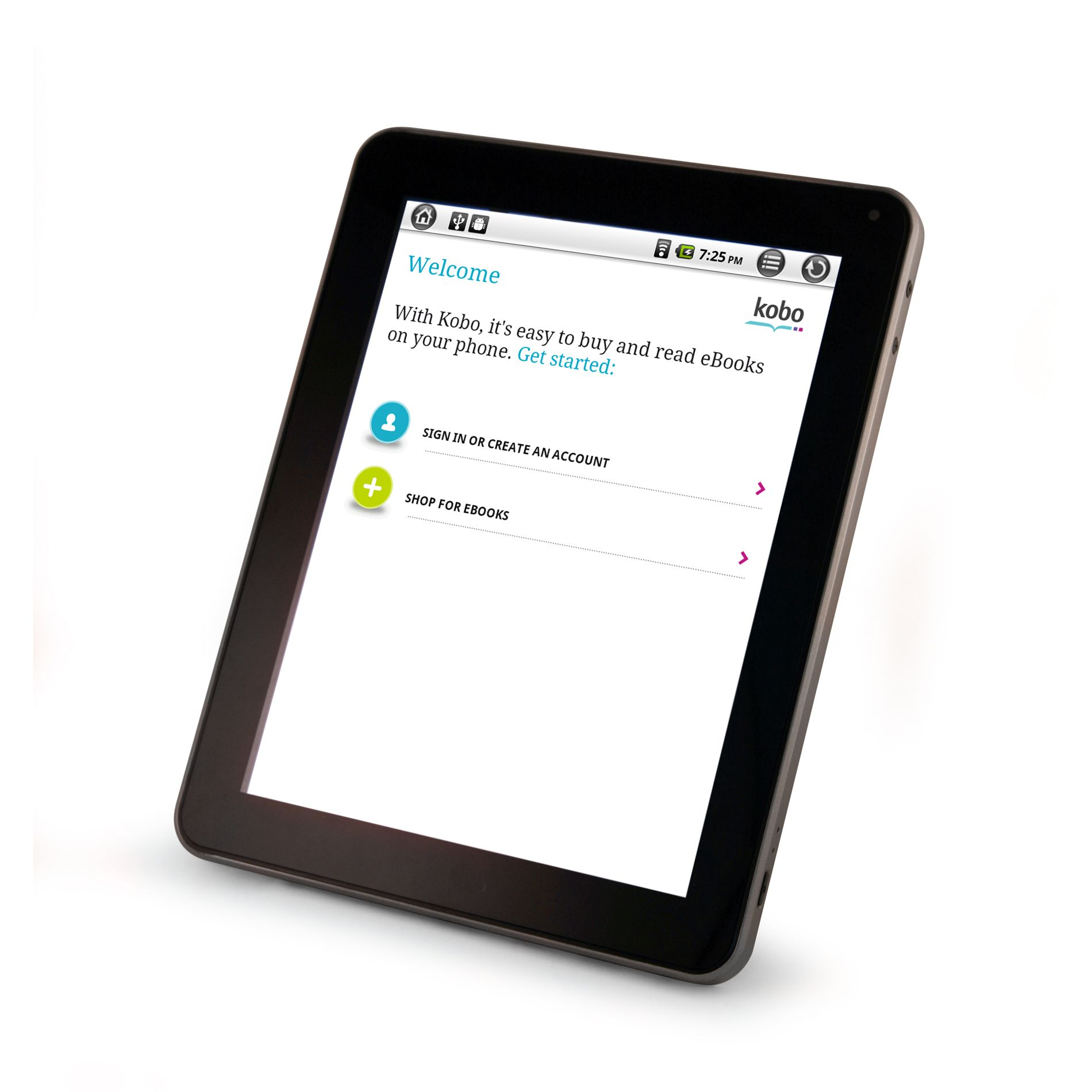 "Leader Impression 10"" Internet Android™ Tablet"