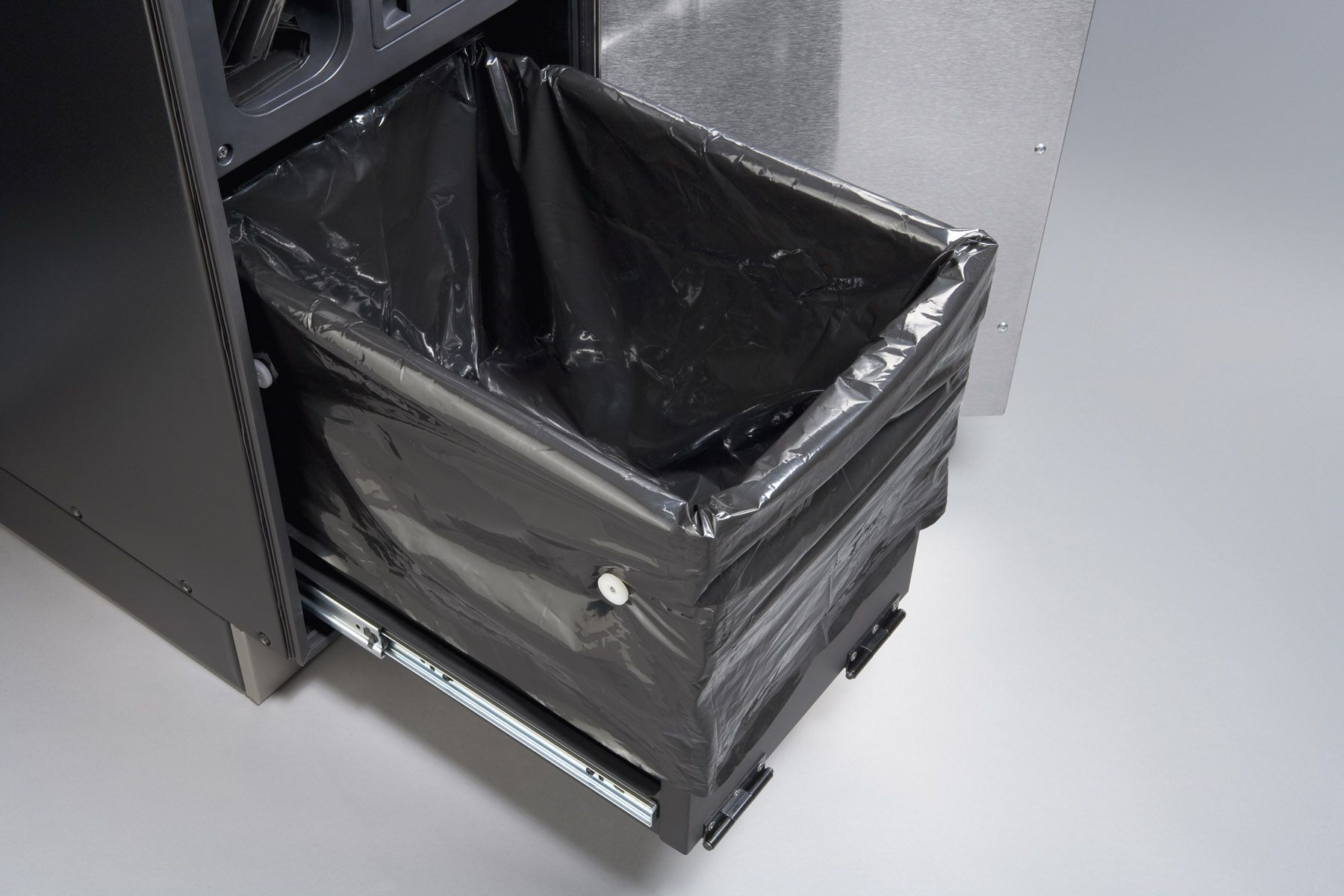 "Electrolux ICON Professional Series 15"" Trash Compactor - Stainless Steel"