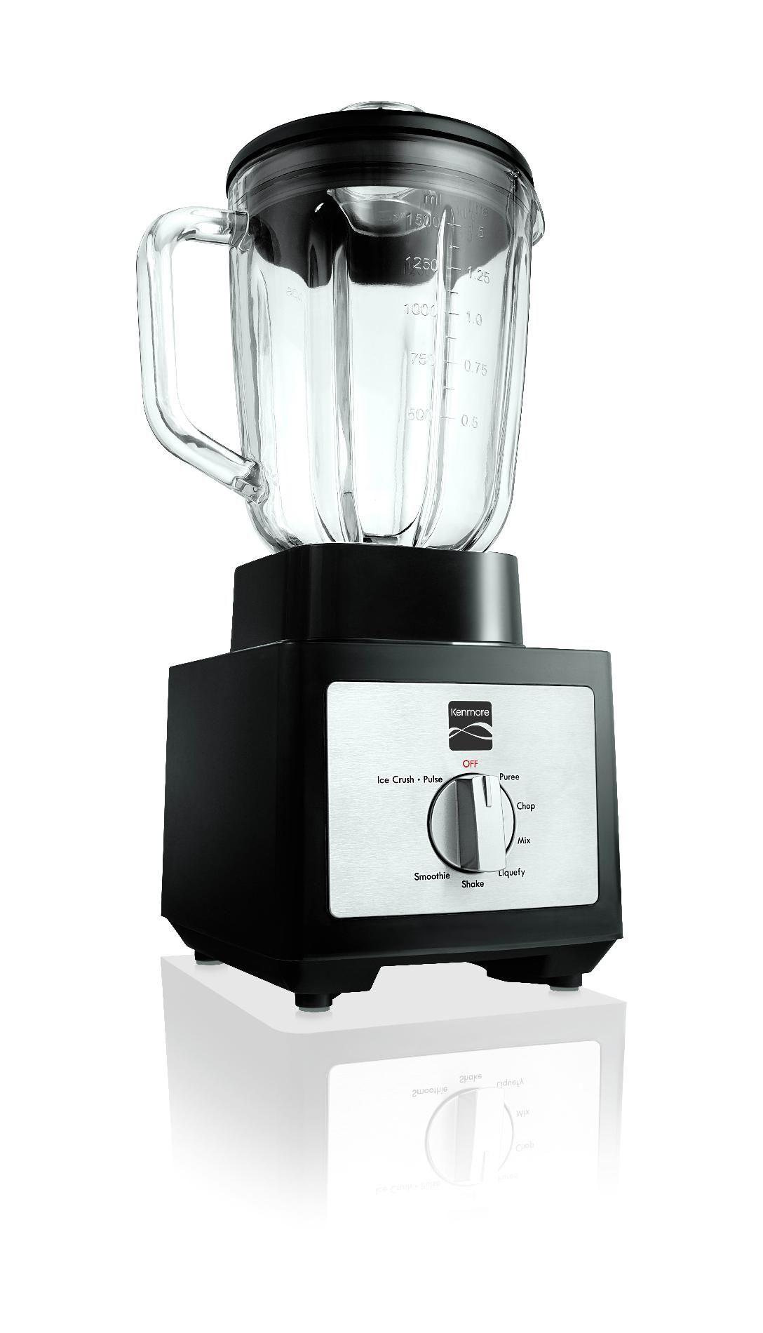 Kenmore Blender, Black