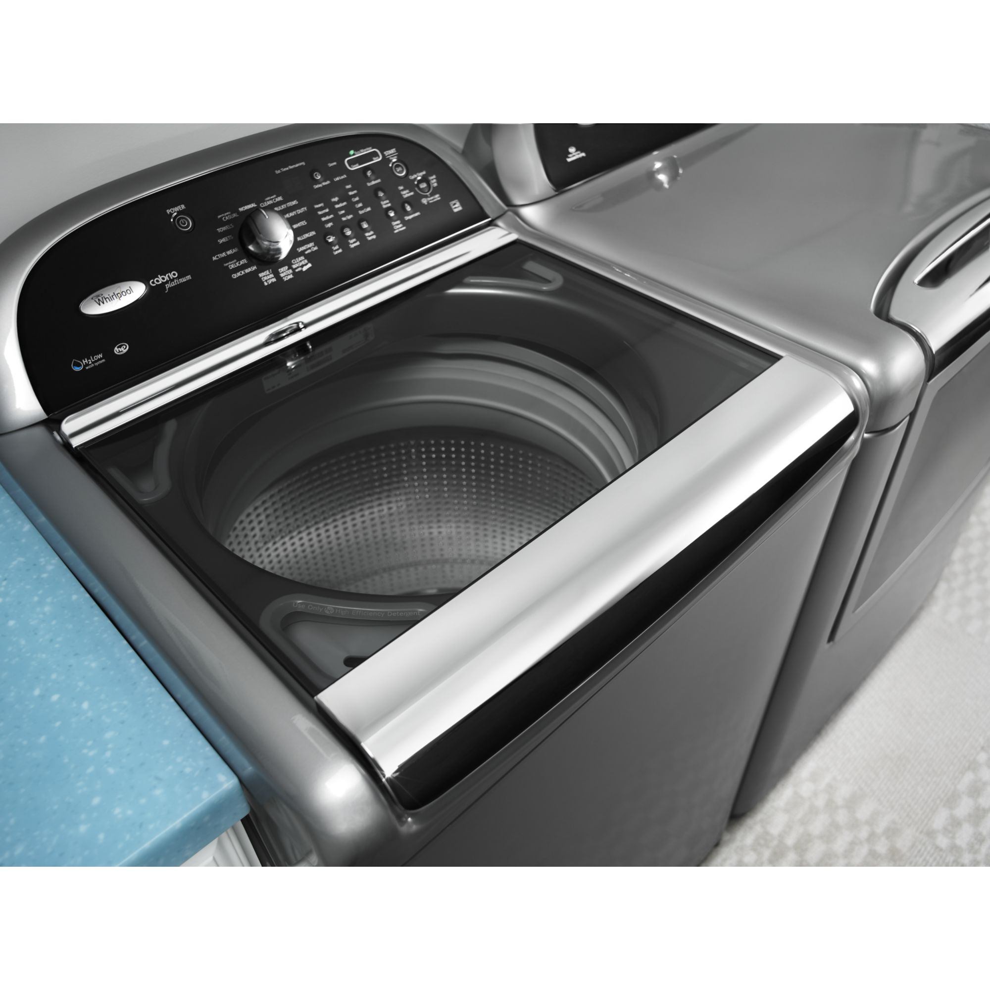 Whirlpool 4.6 cu. ft. Top-Load High-Efficiency Washer