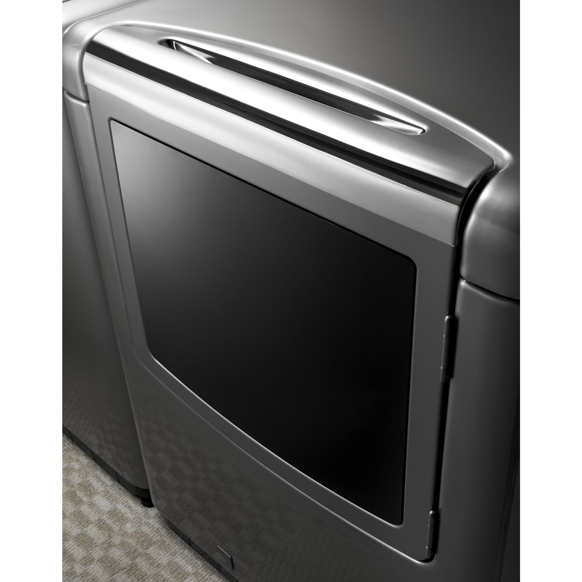Whirlpool 7.6 cu. ft. Cabrio® Platinum Steam Gas Dryer w/ Static Reduce - Metallic