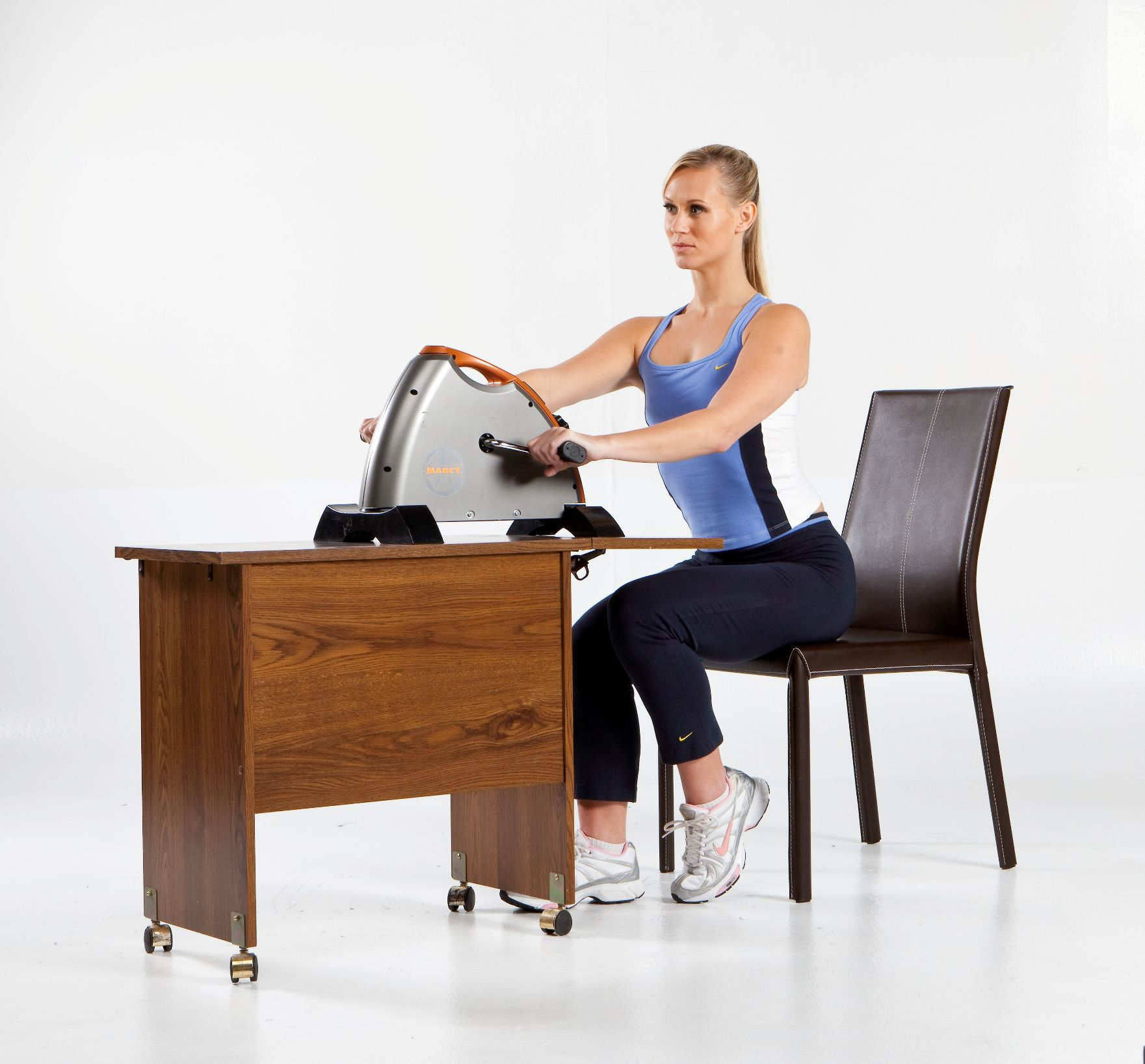 Marcy Deluxe Mini Cardio Cycle