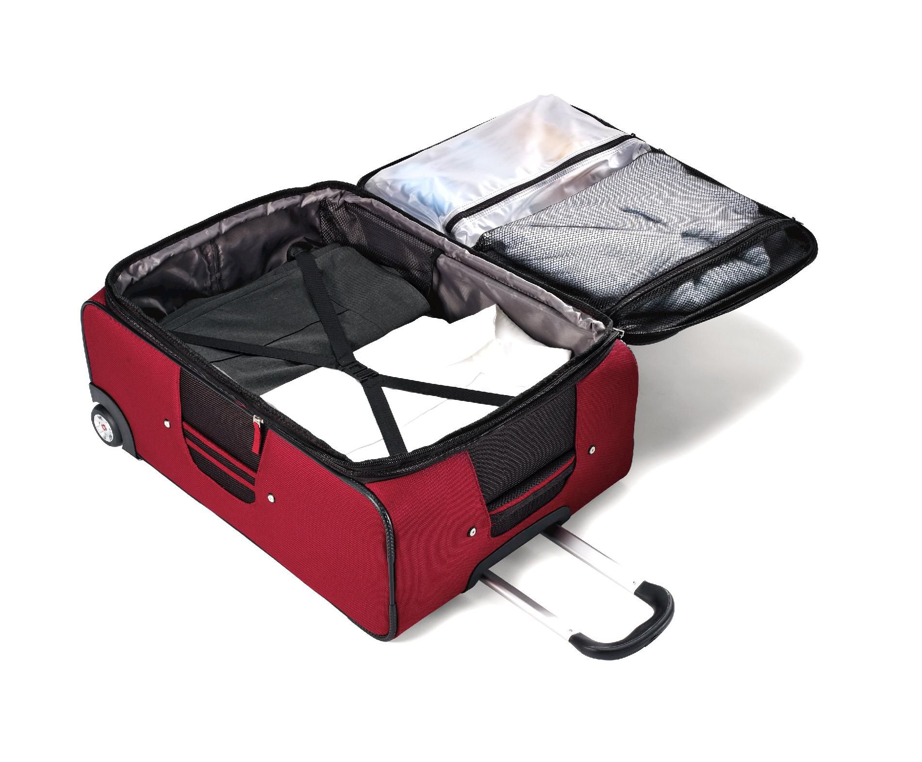 "Samsonite 250 Series, 29"" Expandable Upright (Red)"