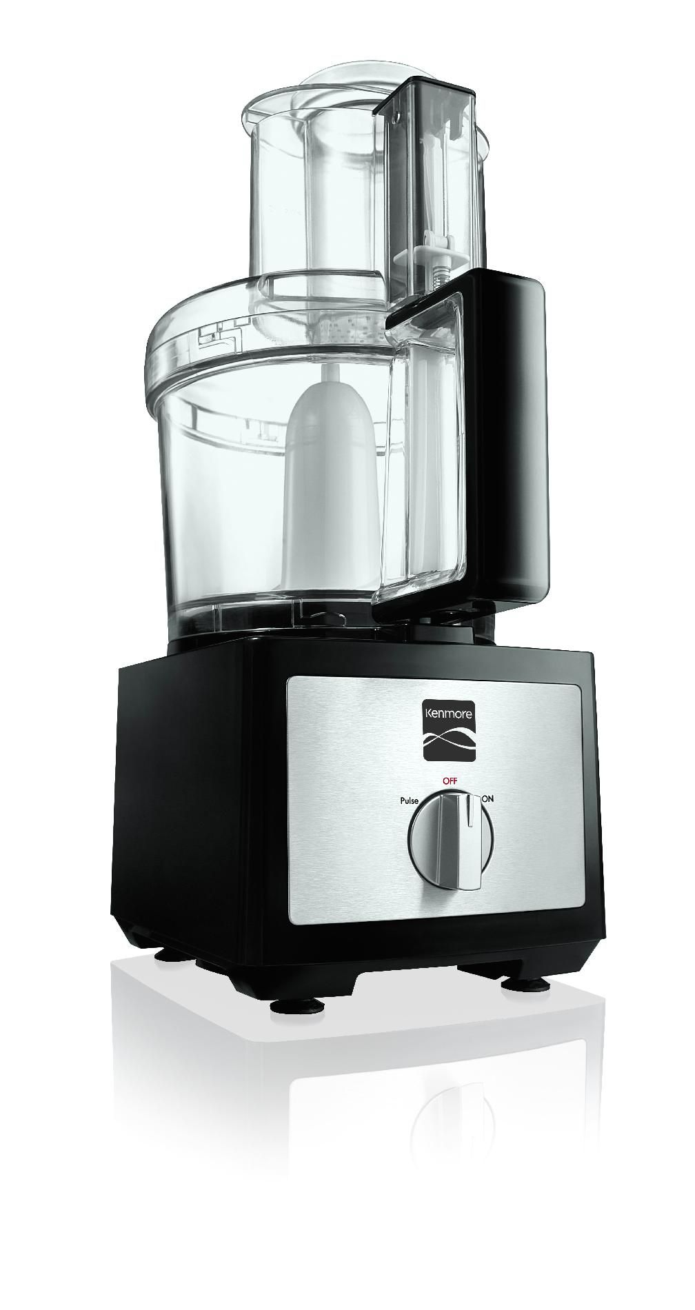 Kenmore FOOD PROCESSOR, 10-c Black