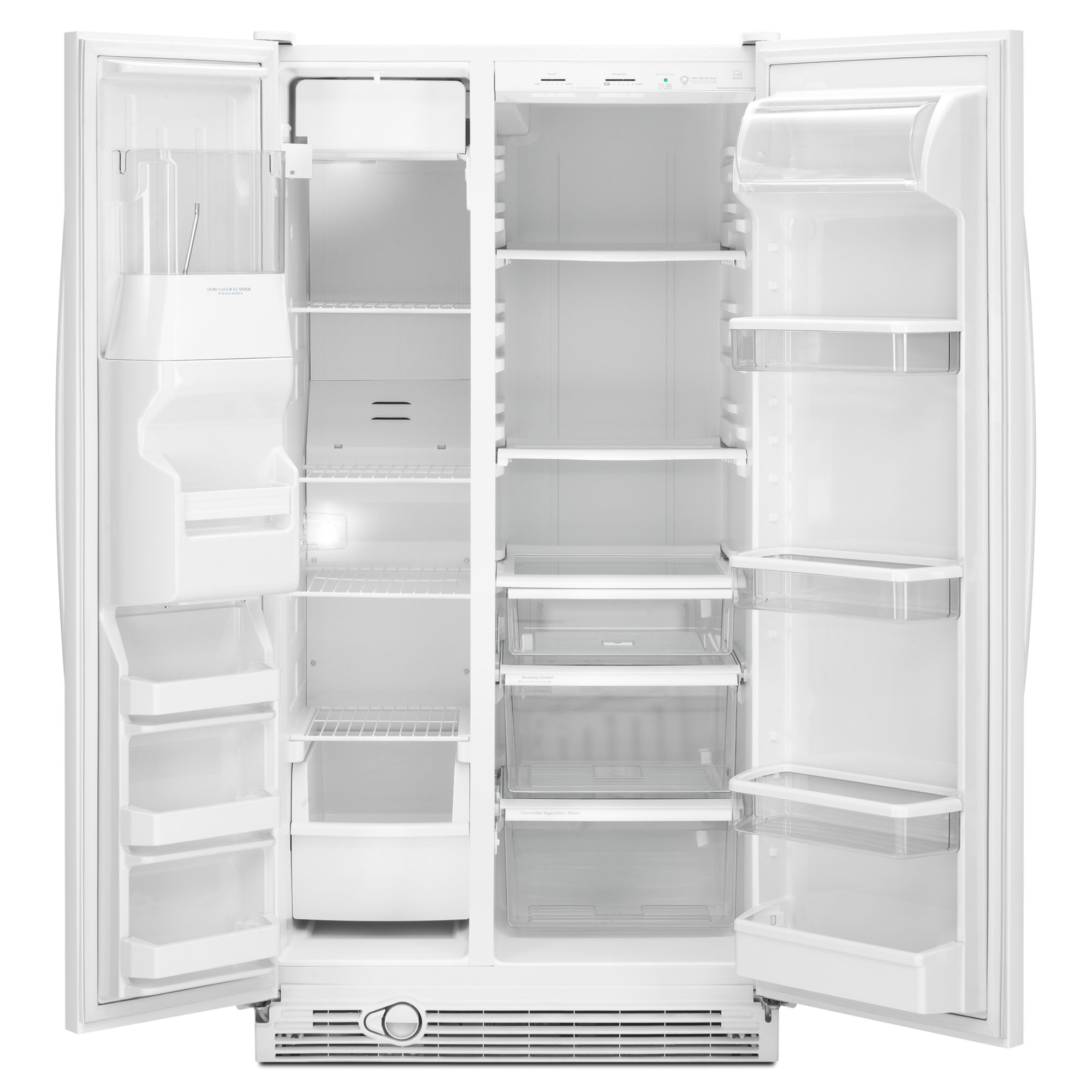 Maytag 21.8 cu. ft. Side-by-Side Refrigerator