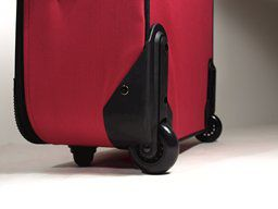 American Tourister 3 Piece Set(Raspberry)