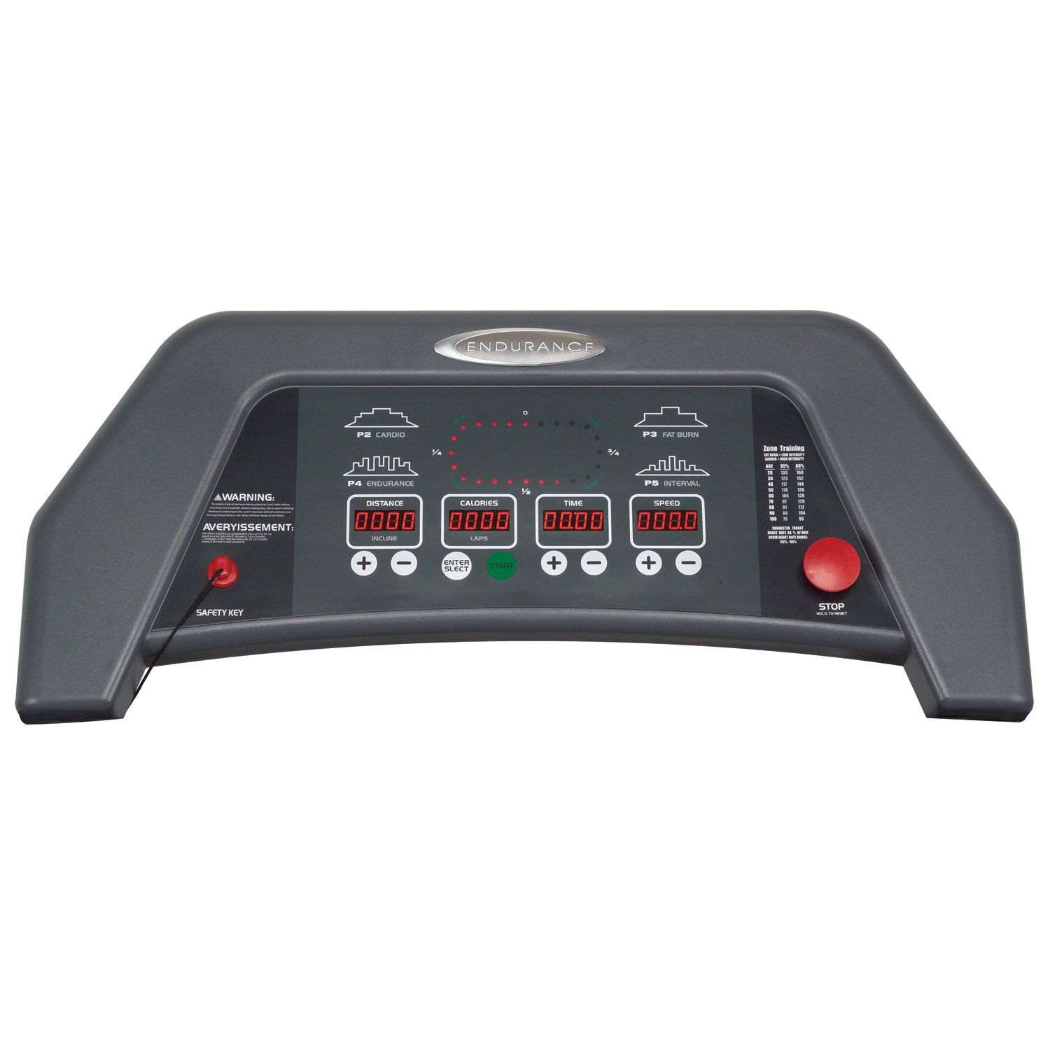Endurance Cardio T3 Treadmill  - Includes Free Oversized Shipping!