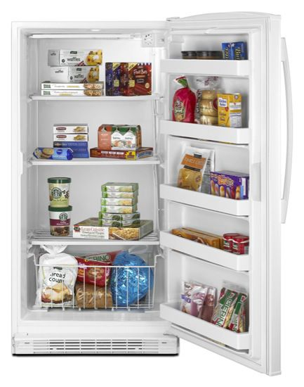 Amana 15.8 cu. ft. Upright Freezer - White