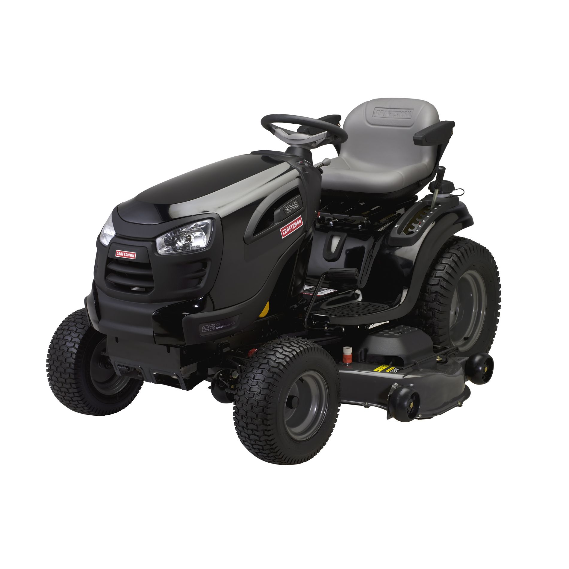 "Craftsman 54"" 26 hp Turn Tight™ Garden Tractor 49 States"