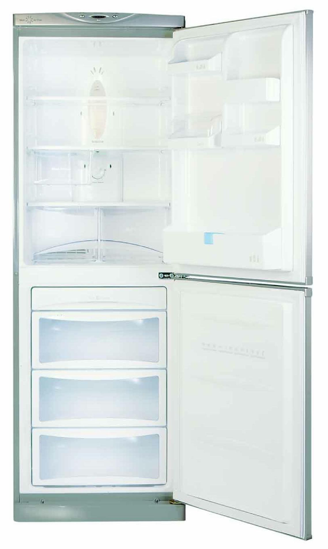 LG 10 cu. ft. Bottom-Freezer Refrigerator, Titanium