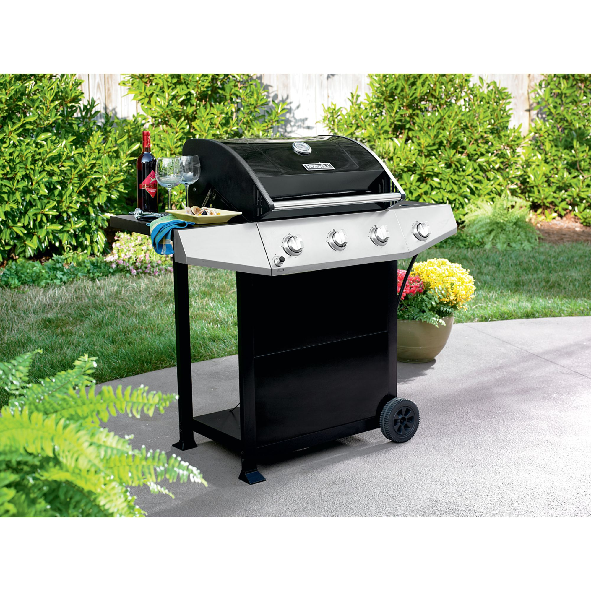 Nexgrill 3-Burner Gas Grill