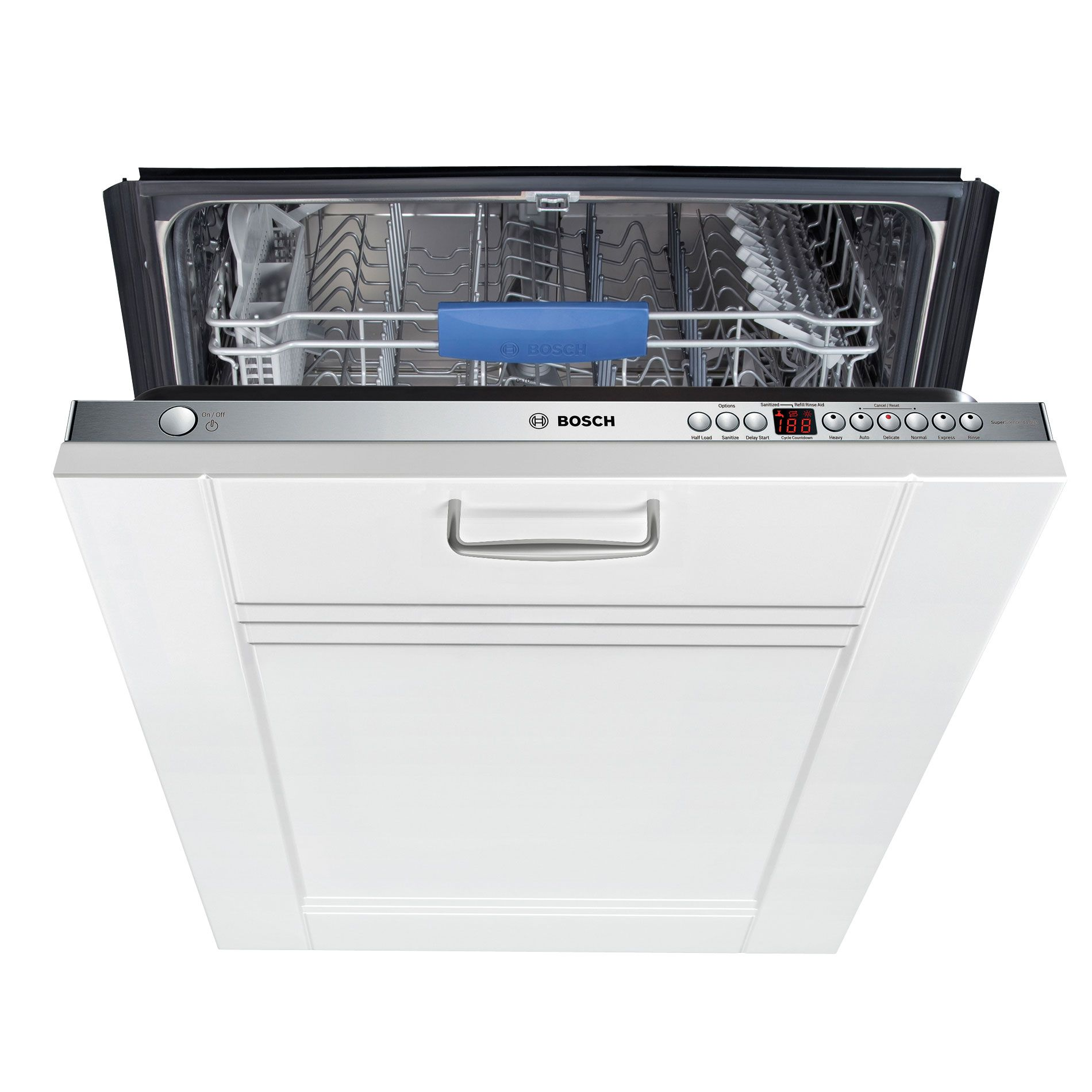 "Bosch 24"" Built-In Dishwasher Custom Panel"
