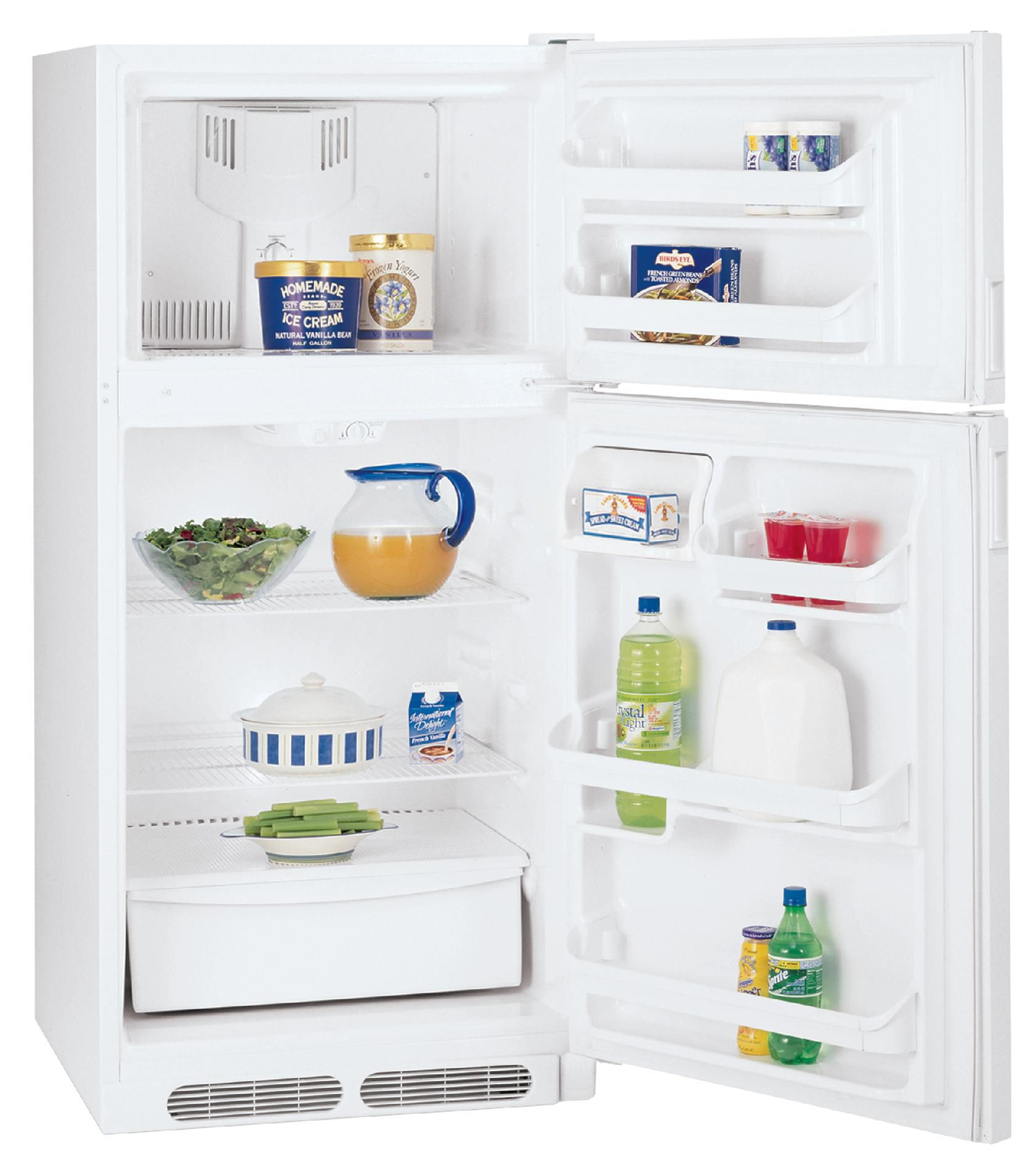 Kenmore 14.8 cu. ft. Top-Freezer Refrigerator, Non-Ice