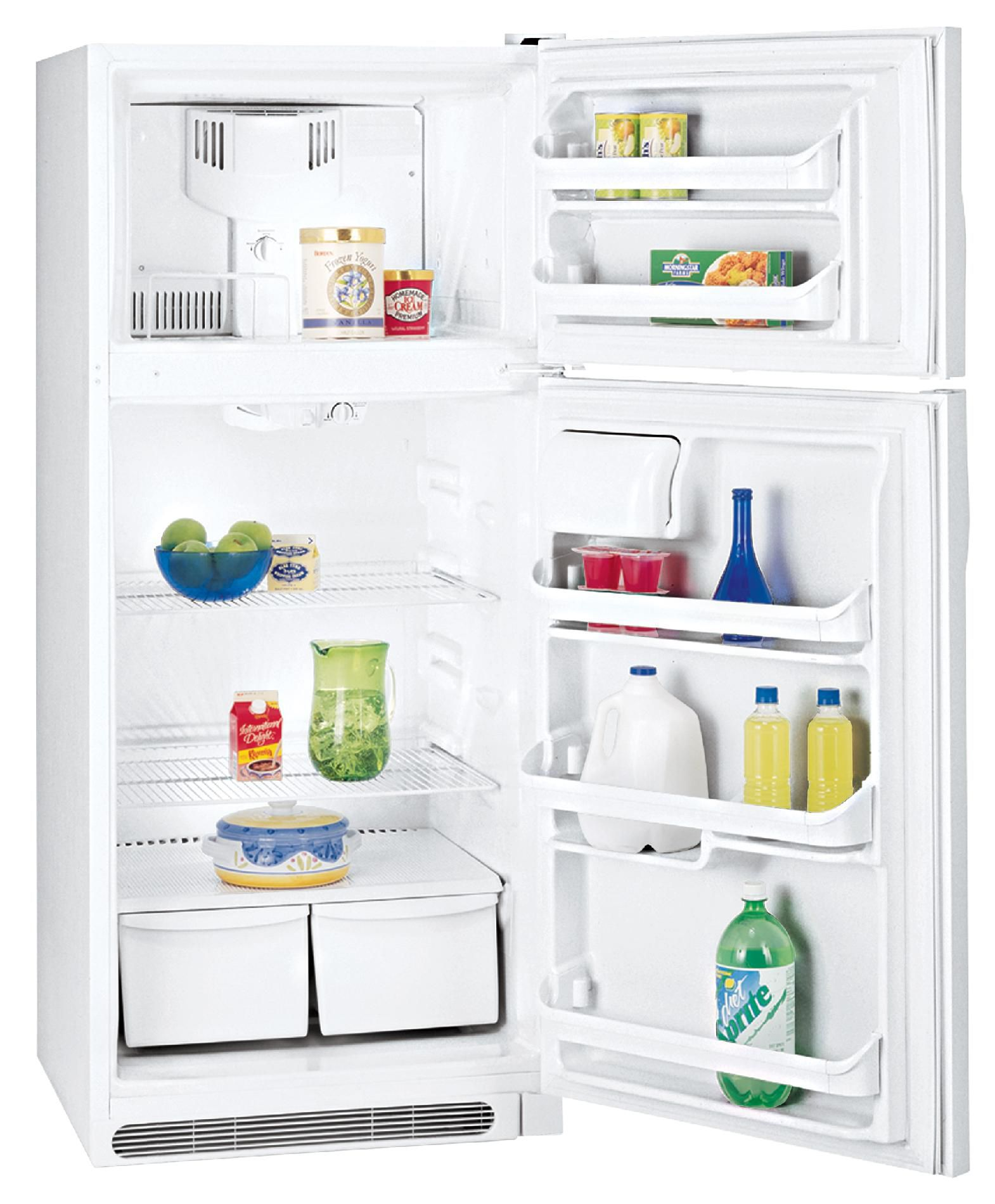 Kenmore 16.5 cu. ft. Top-Freezer Refrigerator, Non-Ice