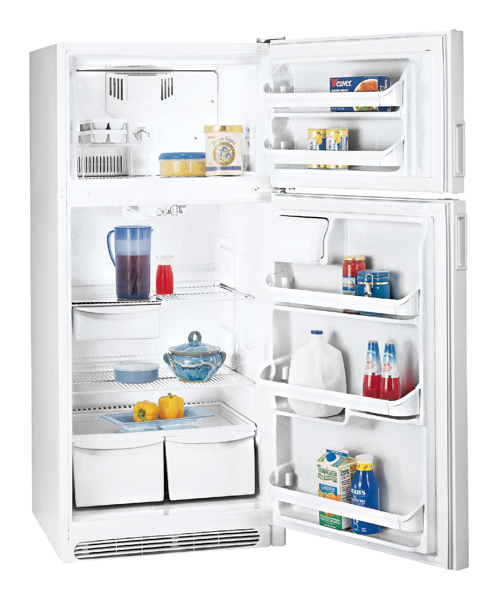 Kenmore 18.2 cu. ft. Top Freezer Refrigerator, Non-Ice