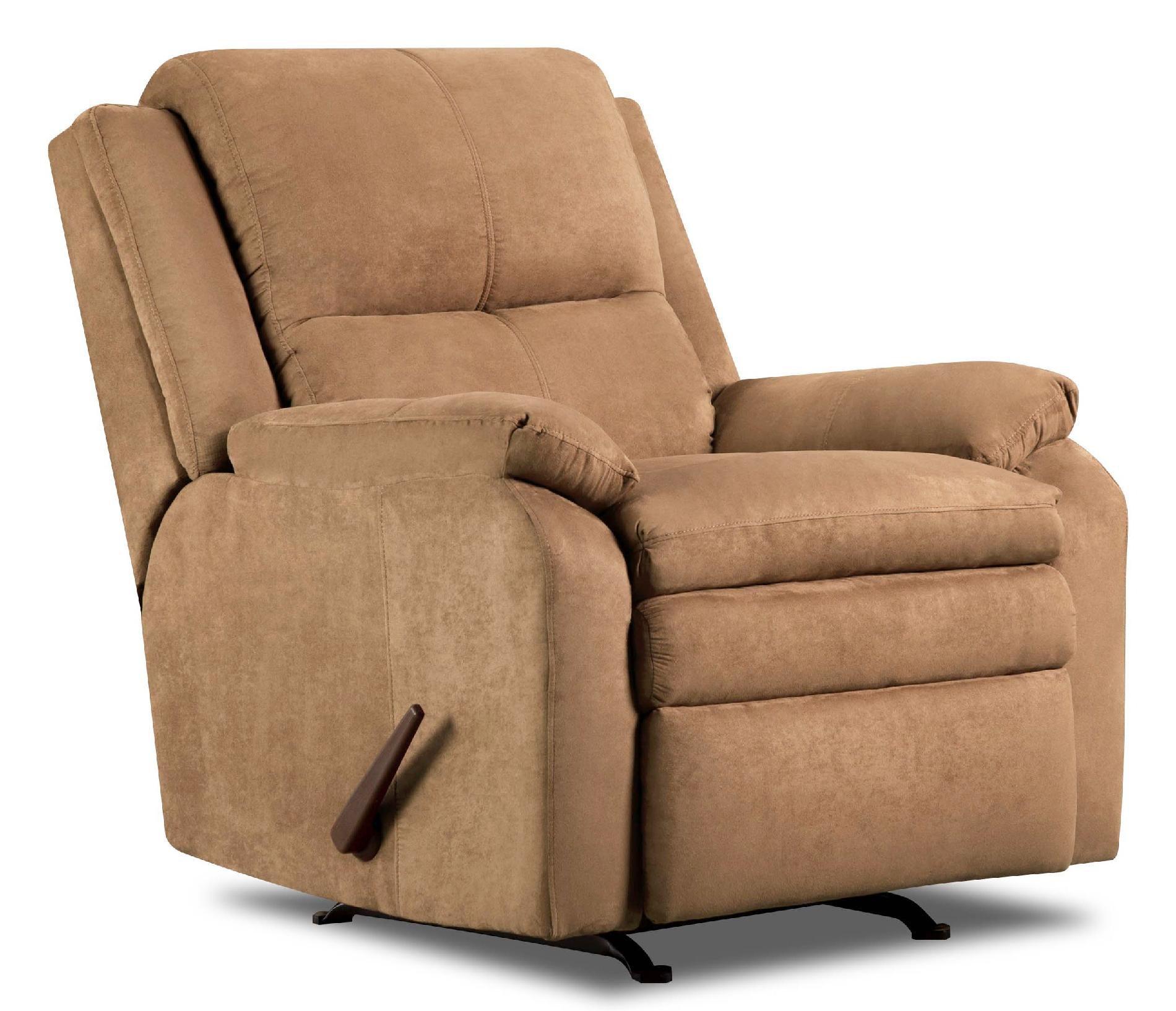 Simmons Upholstery Bixby Rocker Recliner