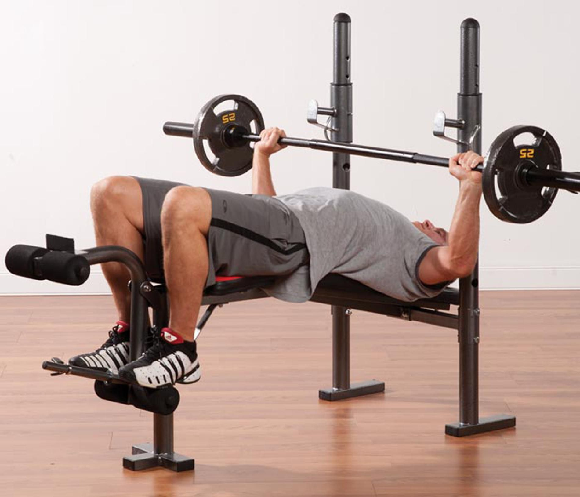 Pure Fitness Multi-Purpose Mid Width Weight Bench 8523MB