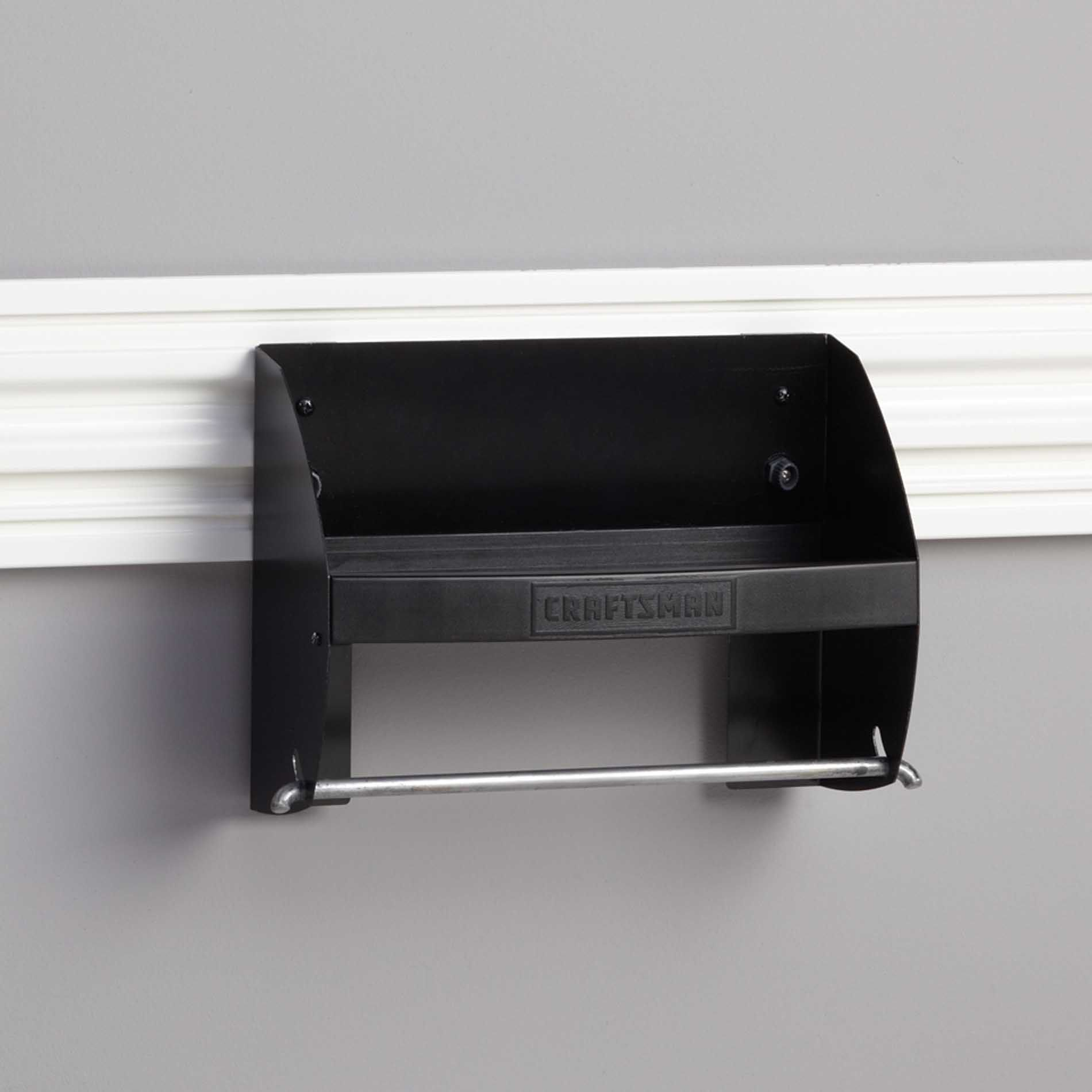 Craftsman Hooktite™ Paper Towel Holder for VersaTrack Trackwall