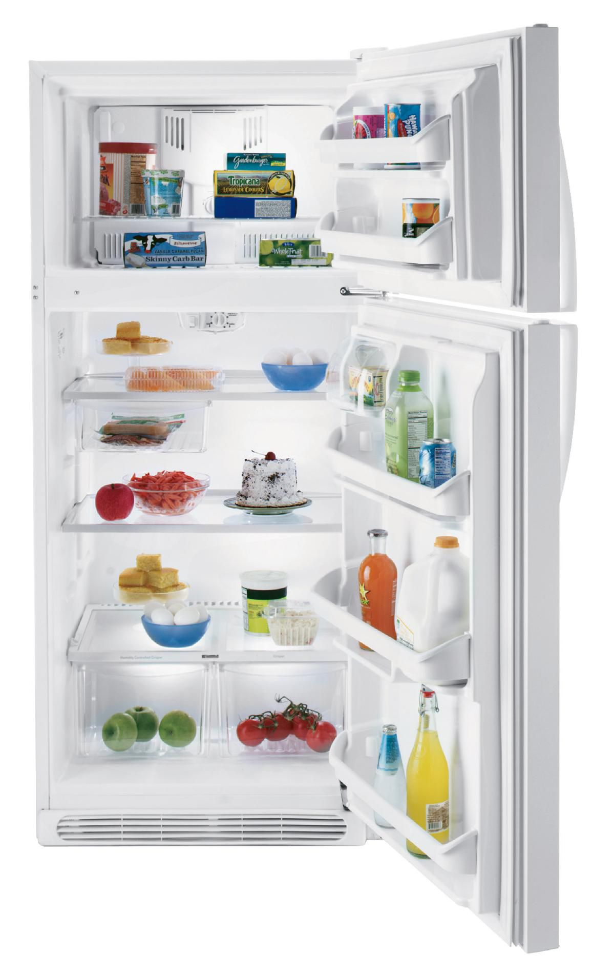 Kenmore 18.2 cu. ft. Top-Freezer Refrigerator, Non-Ice