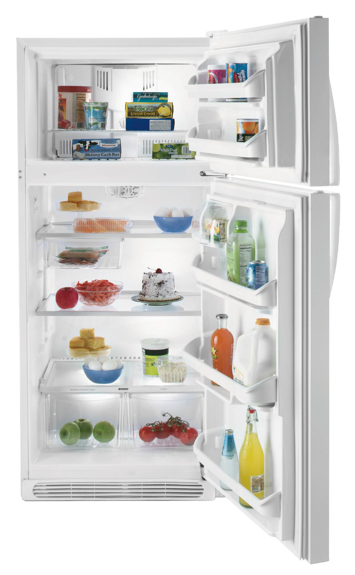 Kenmore 20.6 cu. ft. Top-Freezer Refrigerator