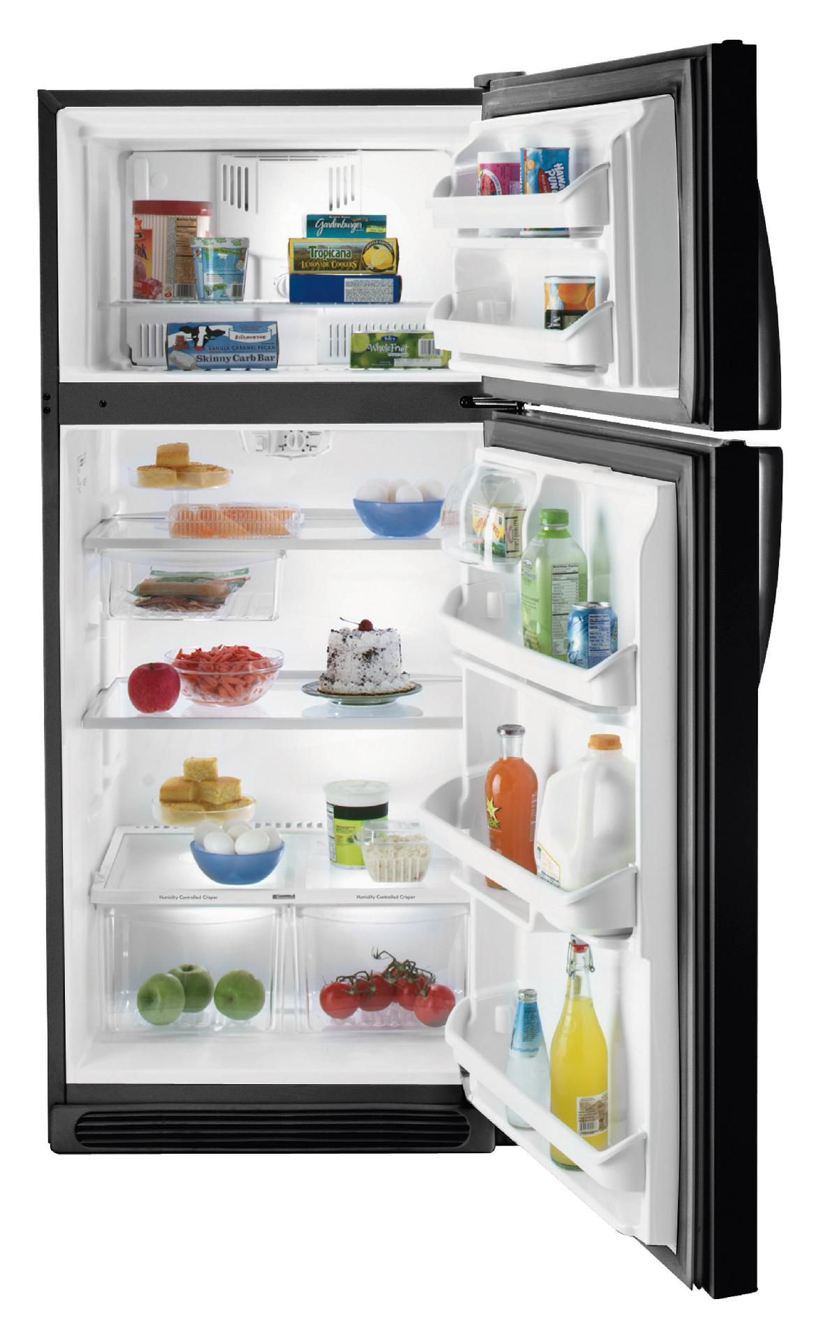 Kenmore 20.6 cu. ft. Top-Freezer Refrigerator, Non-Ice