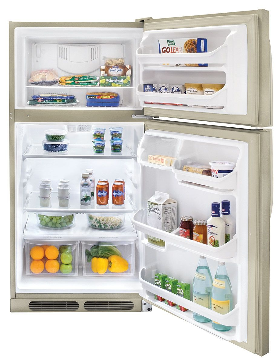 Kenmore 14.8 cu. ft. Top-Freezer Refrigerator - Bisque