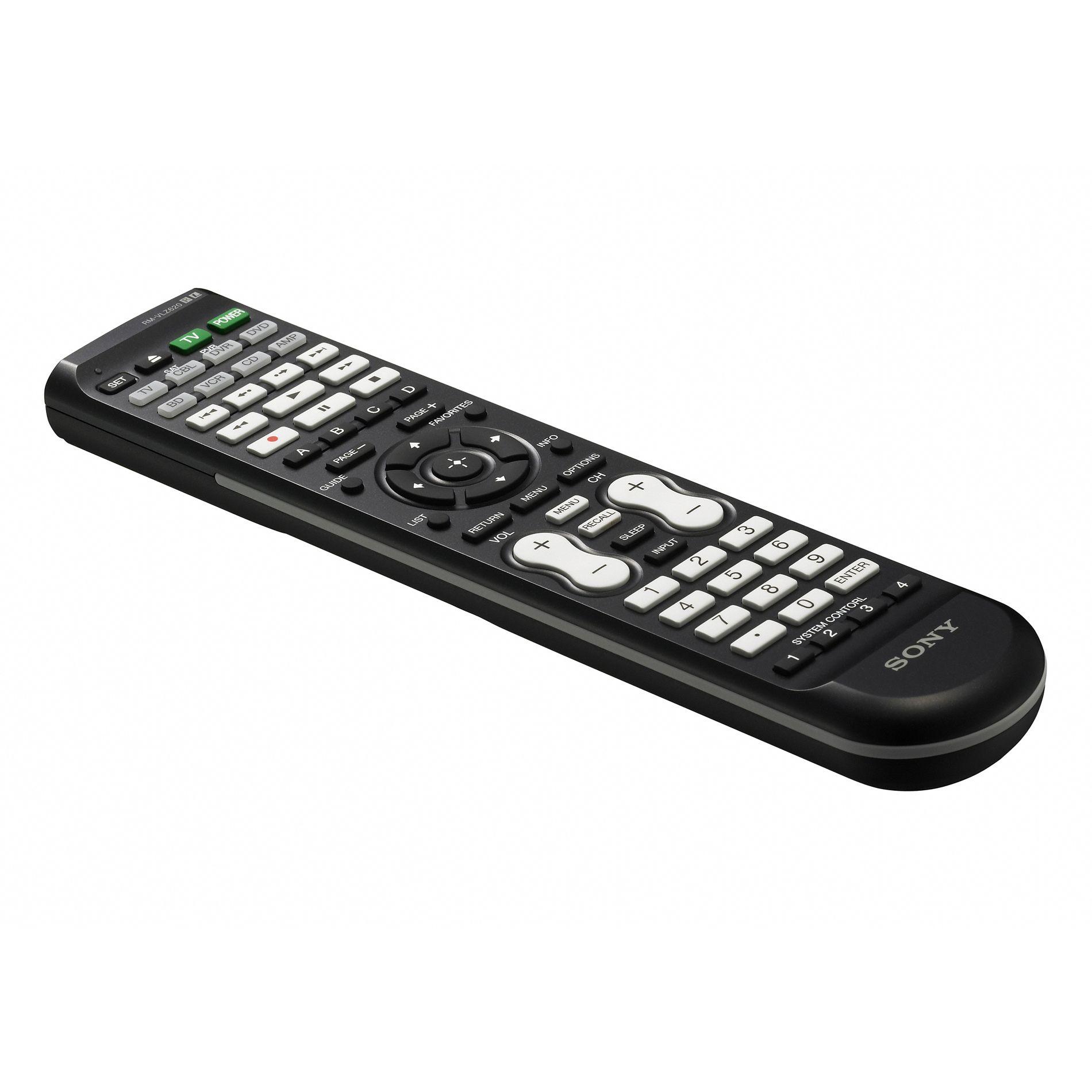 Sony RM-VLZ620 Universal Remote Control