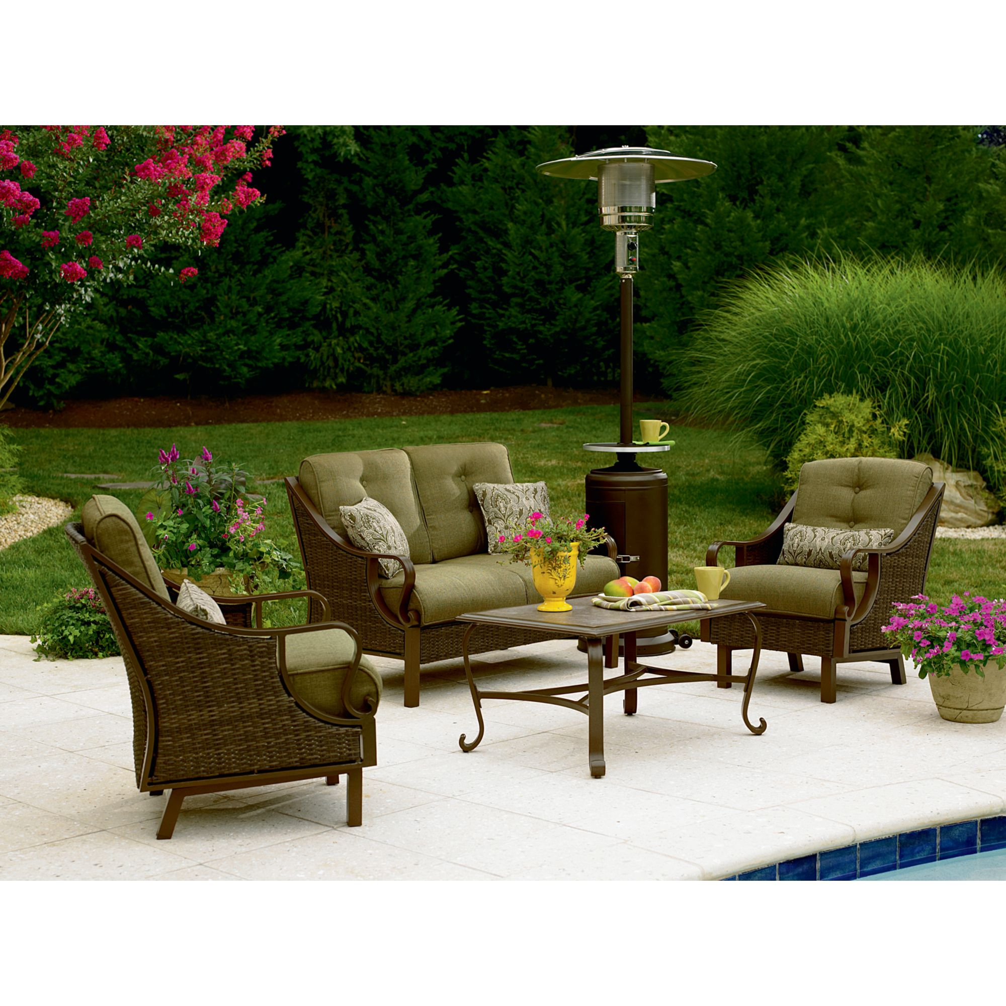 La-Z-Boy Outdoor Peyton 4 Pc. Seating Set* Limited Availability