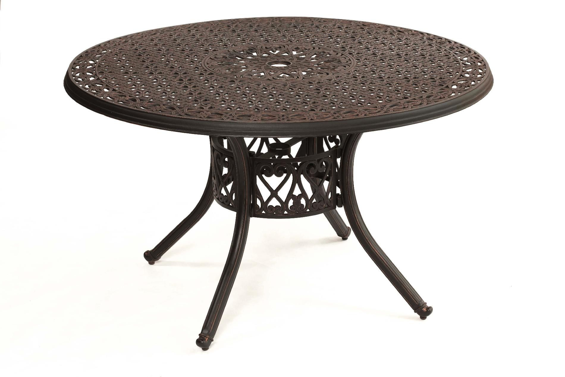 Agio Amalfi Round 5 Pc. Dining Set