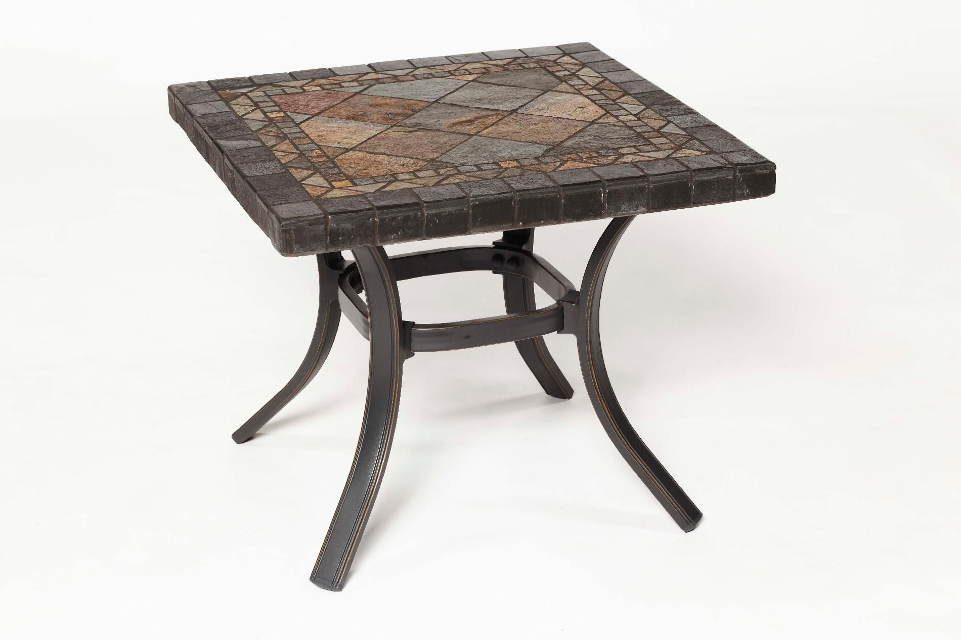 Agio Panorama Side Patio Table