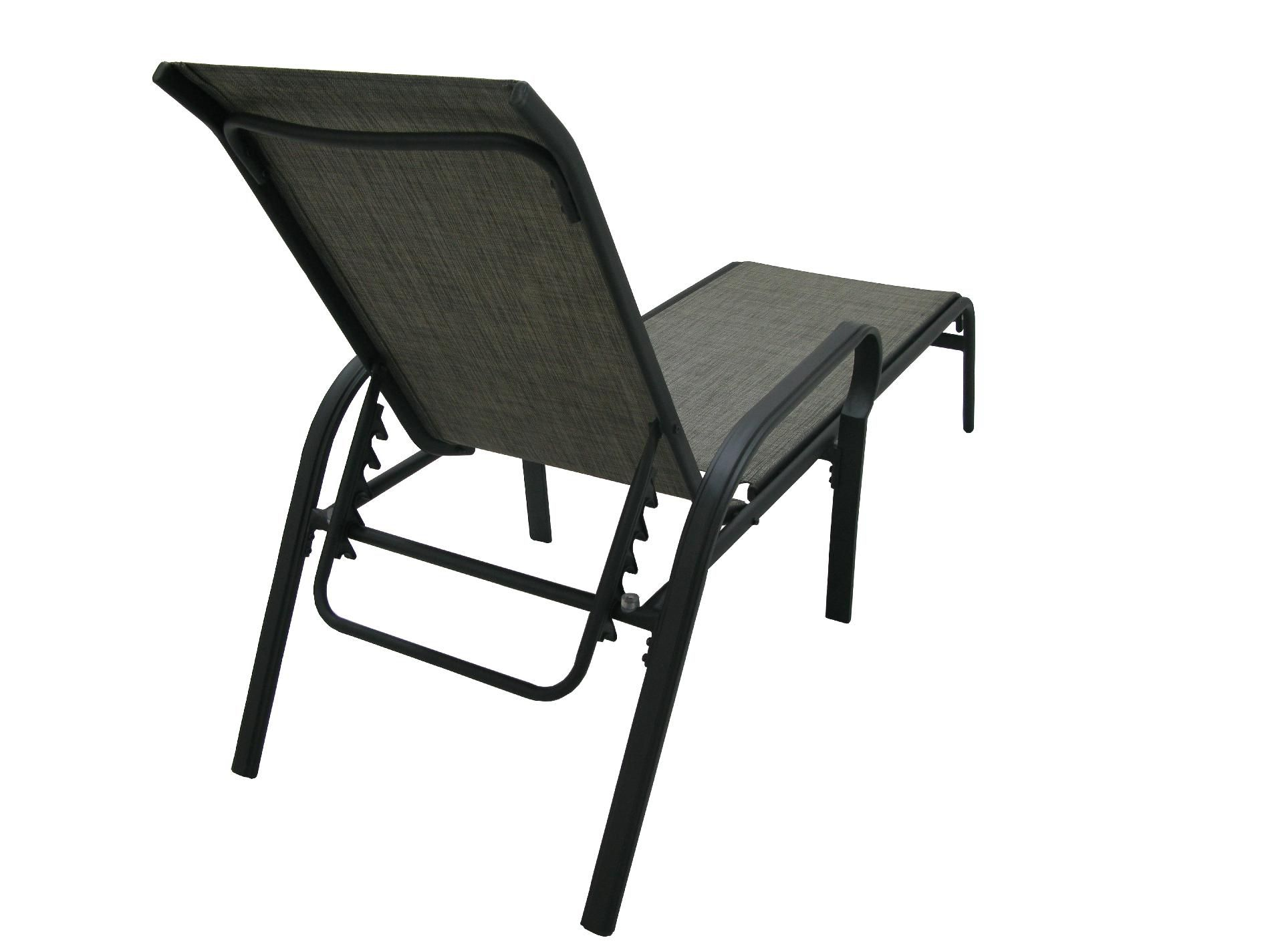 Garden Oasis East Point Sling Chaise Lounge