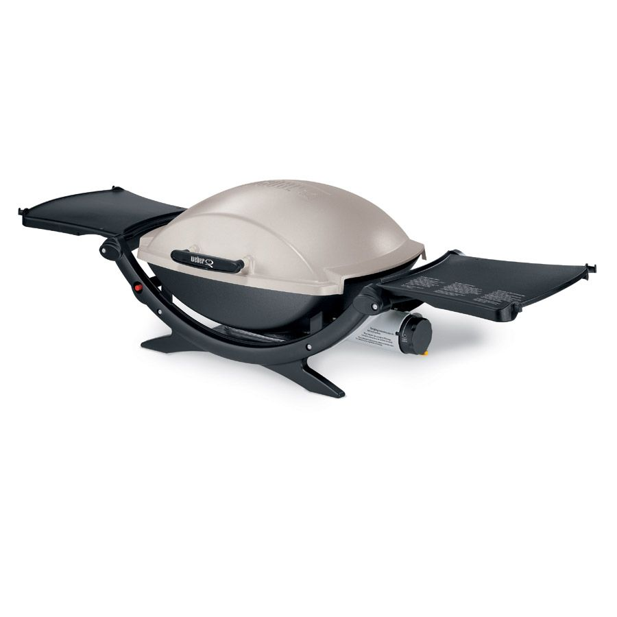 Weber Q200 Portable Tabletop Gas Grill*