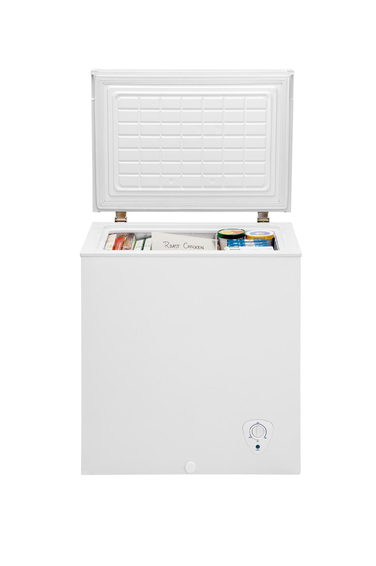 Kenmore 5.1 cu. ft. Chest Freezer - White