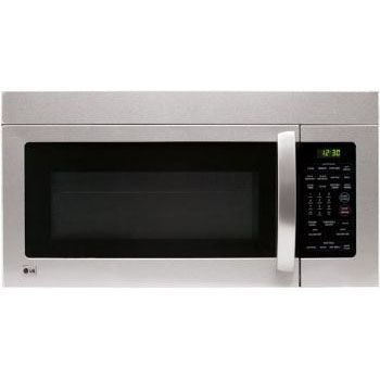 "LG 30"" 1.6 cu. ft. Microhood Combination Microwave Oven, Stainless Steel"