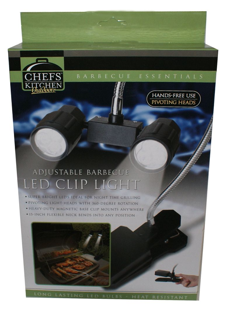 BBQ LED Clip Light