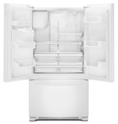 Maytag 25.5 cu. ft. French Door Bottom Freezer Refrigerator w/ Dispenser