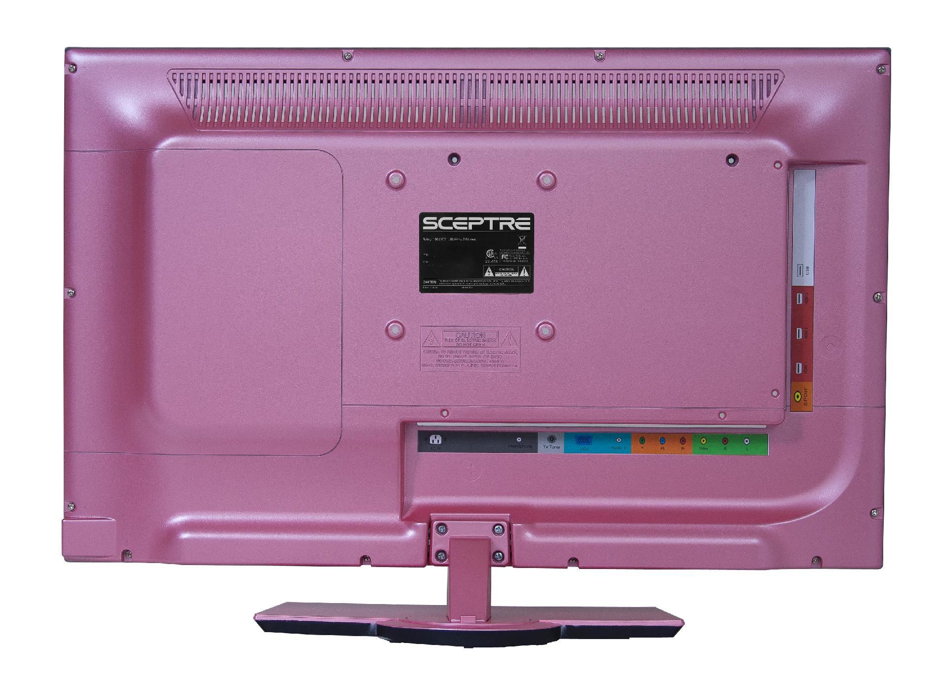 "Sceptre 23"" Class 1080p 60Hz LED HDTV - E243PV-FHD"