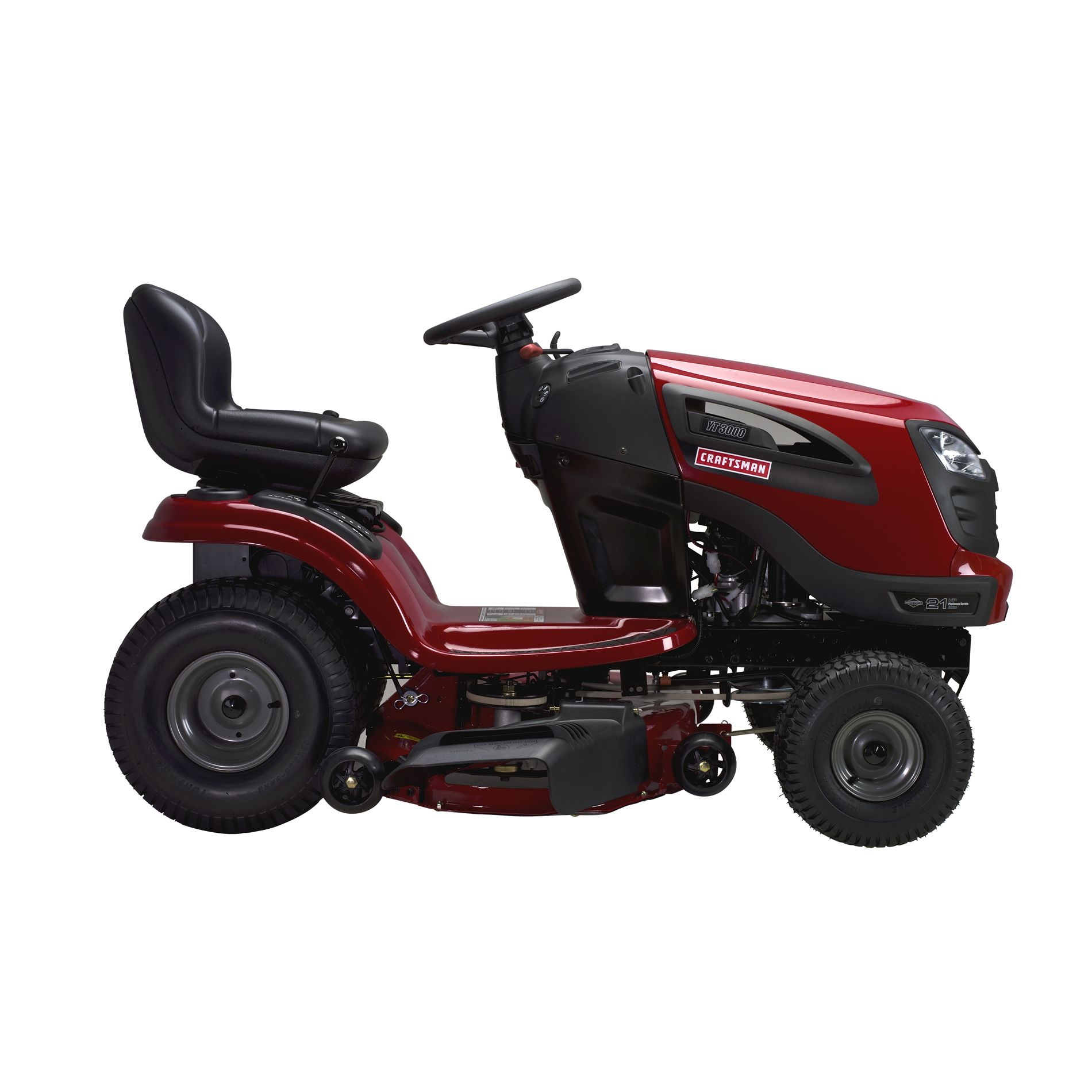 "Craftsman 42"" 21 hp Turn Tight™ Yard Tractor 49 States"
