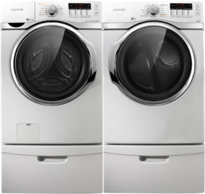 Samsung 7.4 cu. ft. Steam Gas Dryer