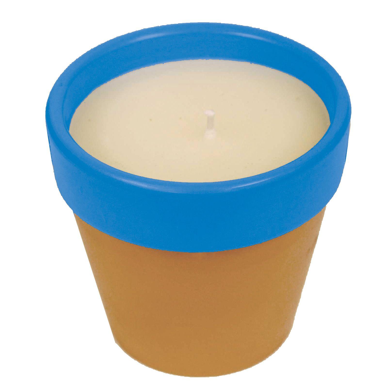 Tiki Terra Cotta Candles