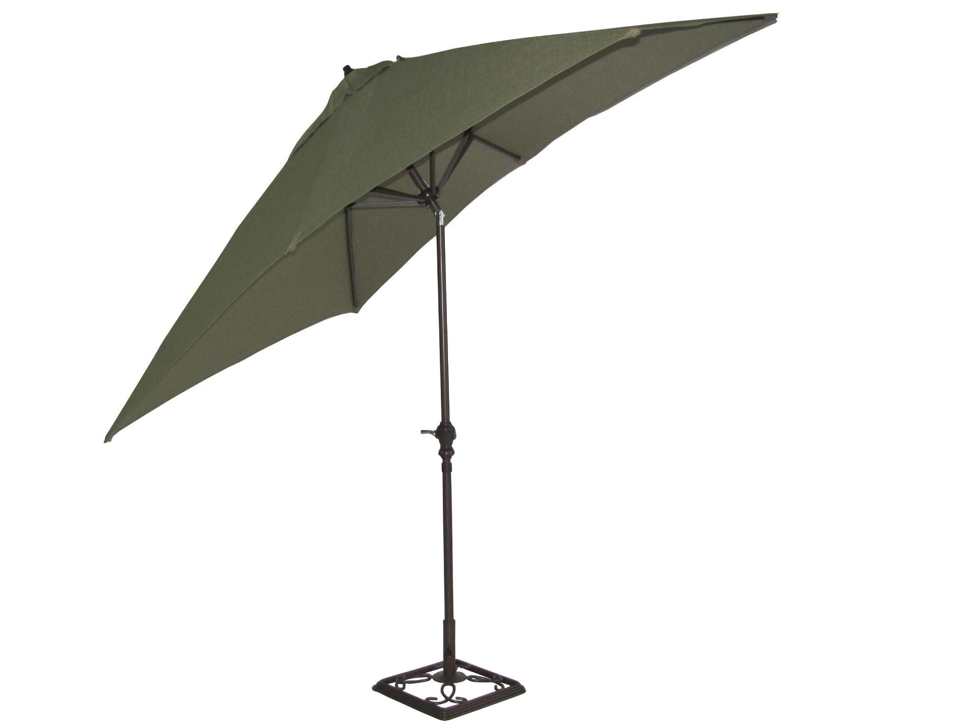 La-Z-Boy Outdoor Peyton Rectangular Umbrella* Limited Availability