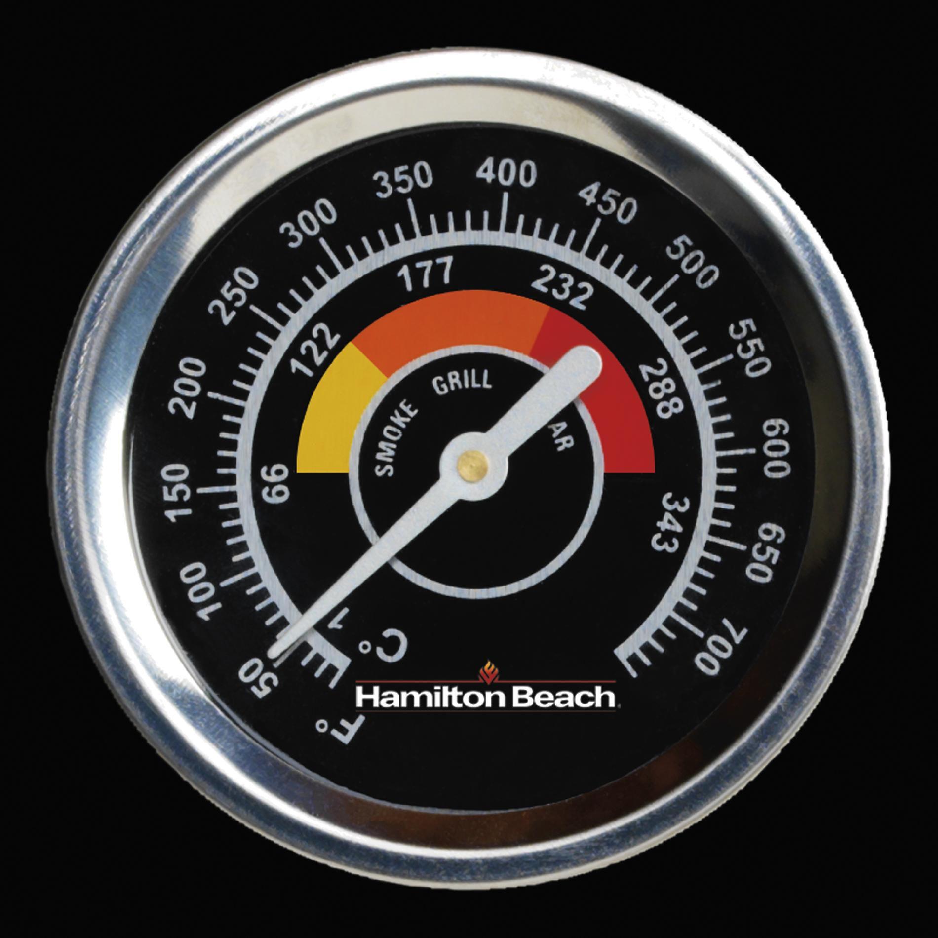 Hamilton Beach 4-Burner GrillStation™ Gas Grill