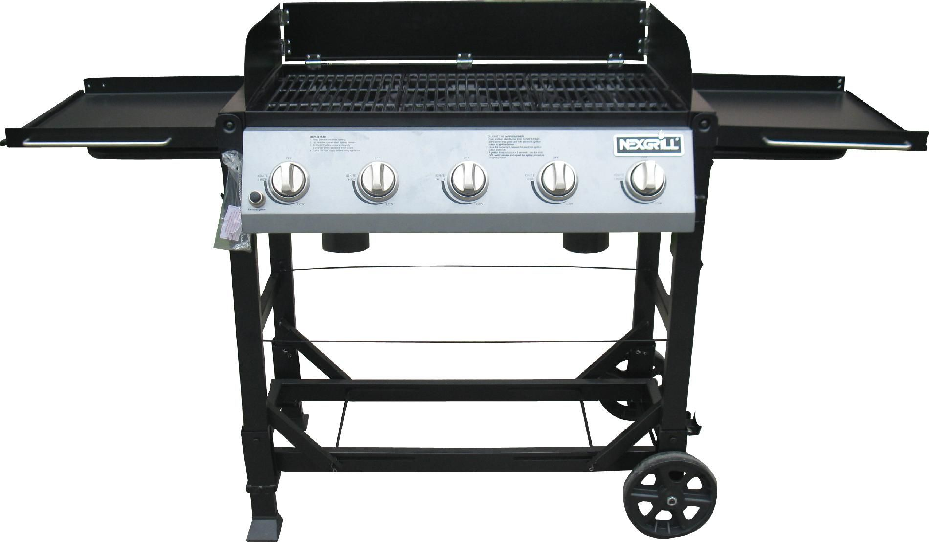 Nexgrill 5-Burner Party Grill