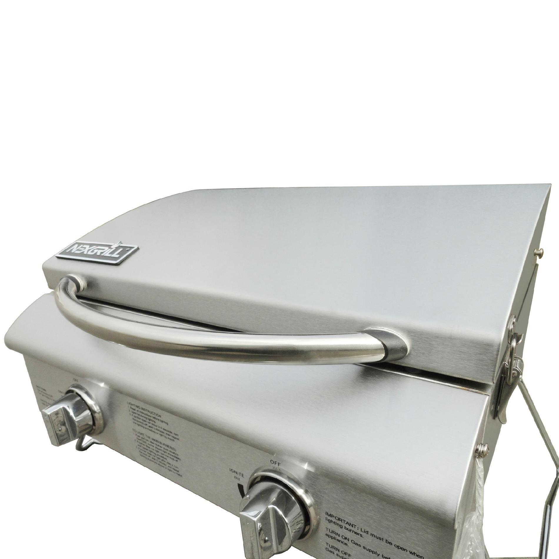 Nexgrill 2-Burner Tabletop Grill