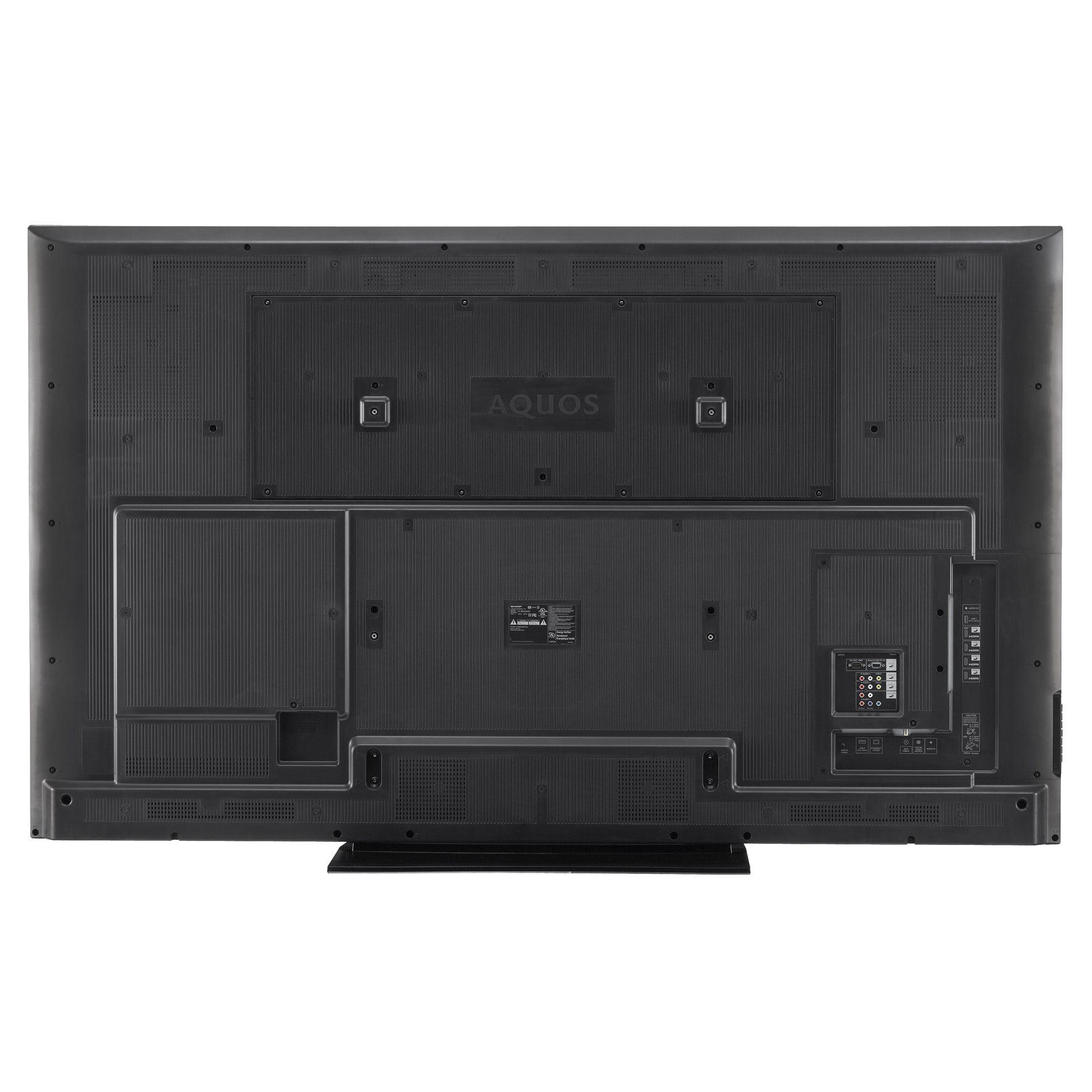 "Sharp 80"" Class Aquos 1080p 120HZ LED Smart HDTV- LC80LE632"