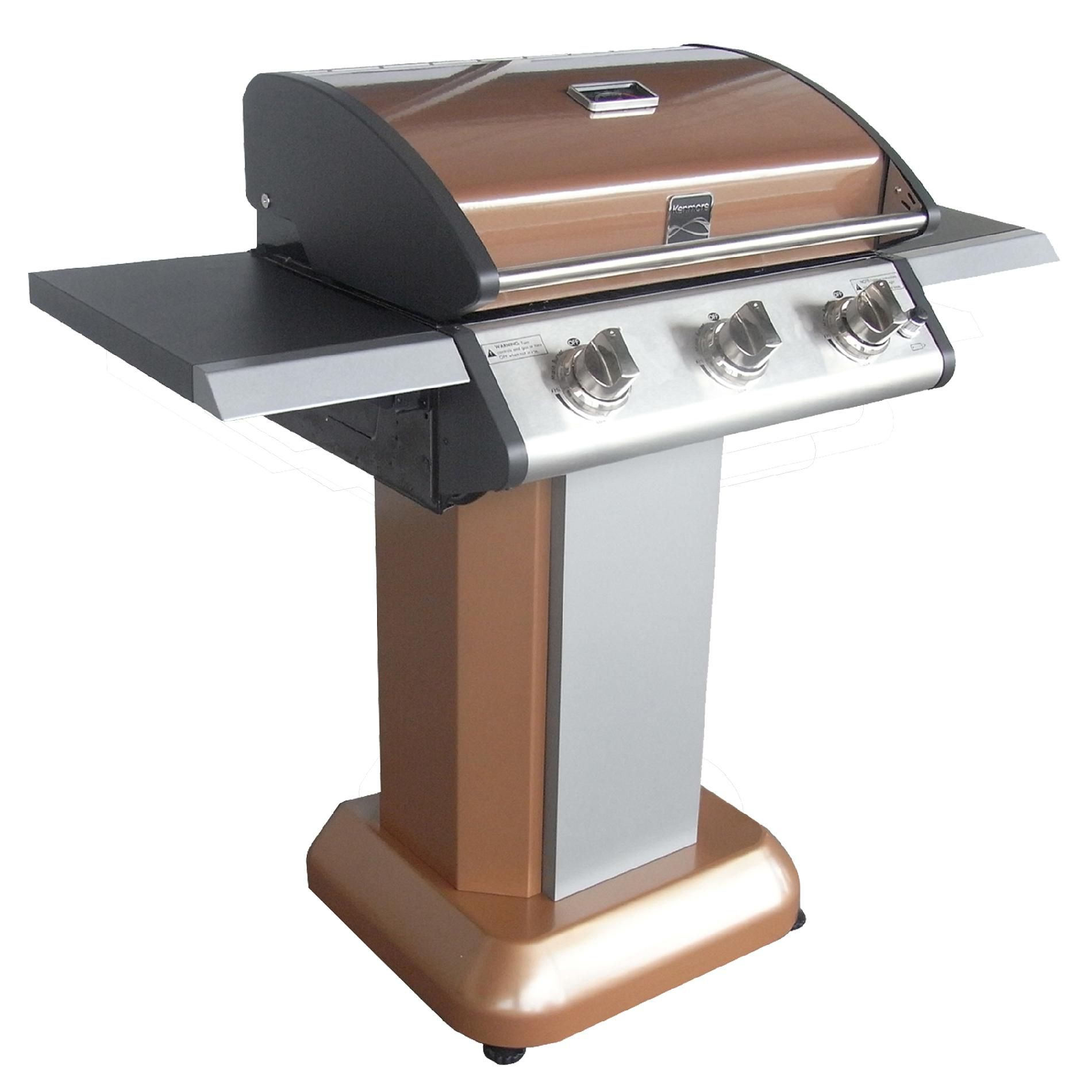 Kenmore 3-Burner Patio Grill
