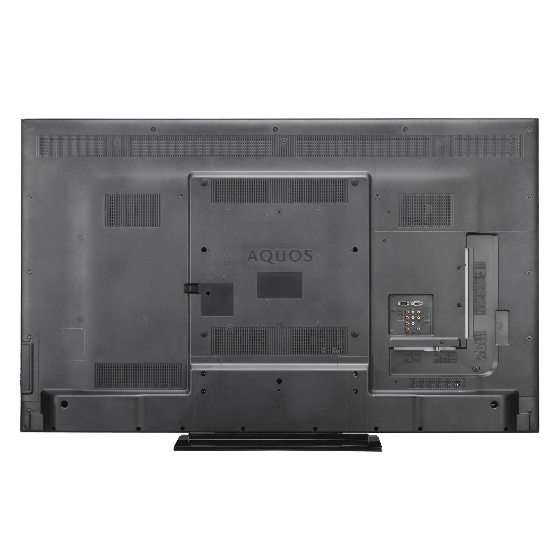 "Sharp 60"" Class Aquos 1080p 120Hz LED Smart HDTV- LC60LE640U"