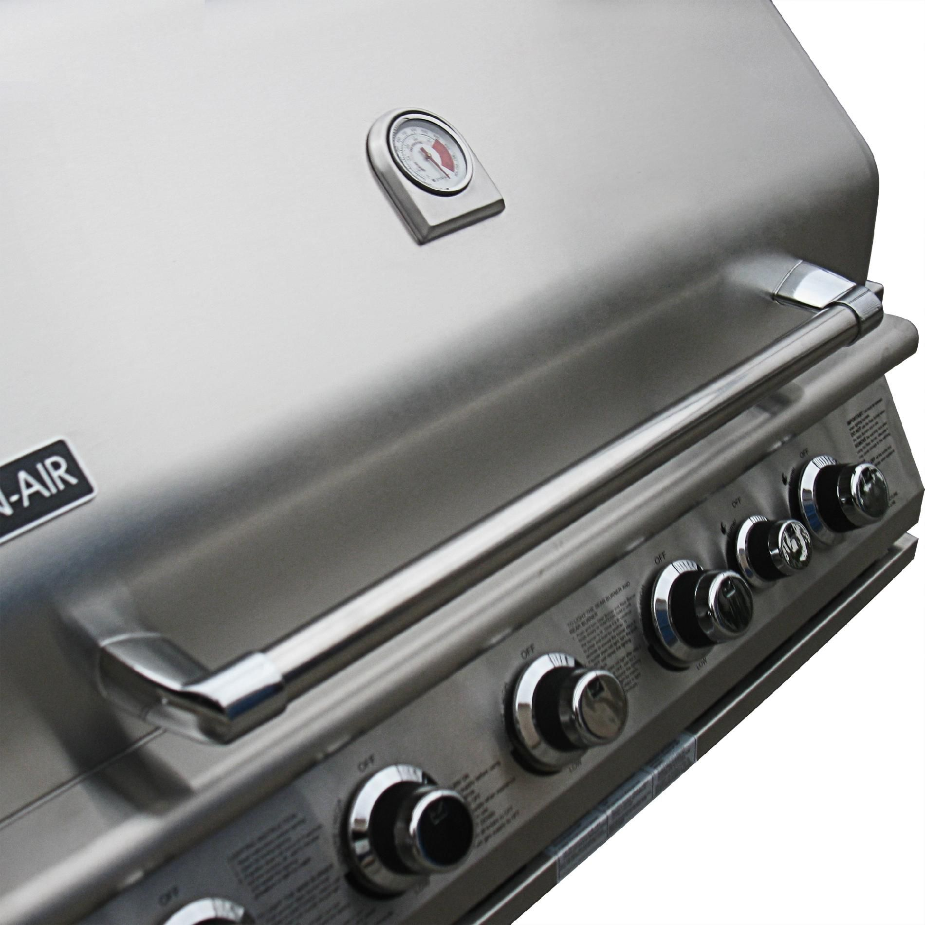 Jenn-Air 4-Burner Built-In Gas Grill*