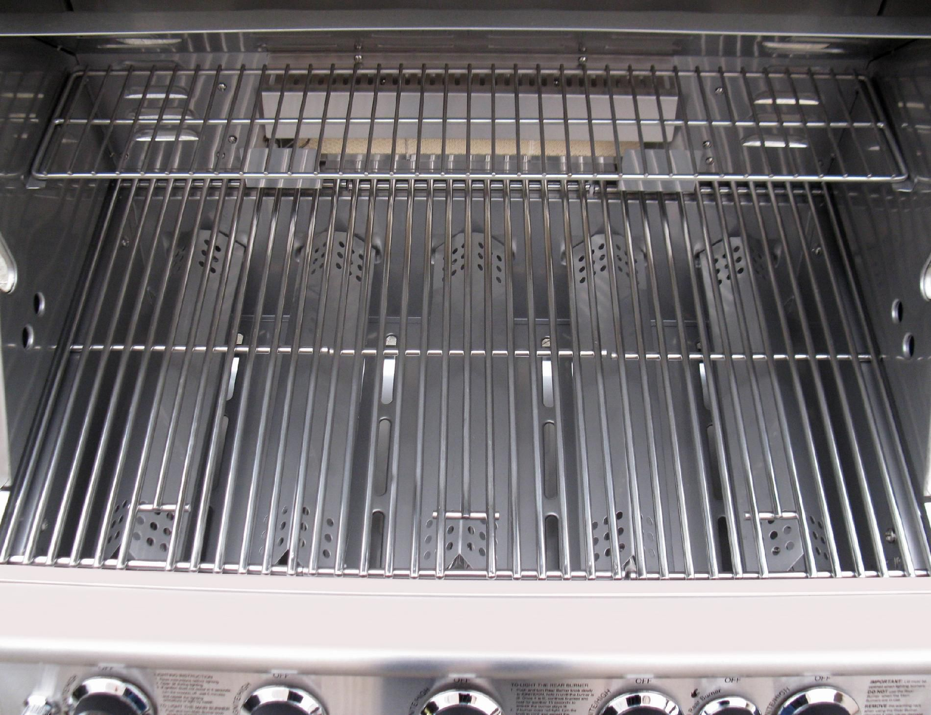 Jenn-Air 5-Burner Dual Energy Drop-In Gas Grill *Limited Availability